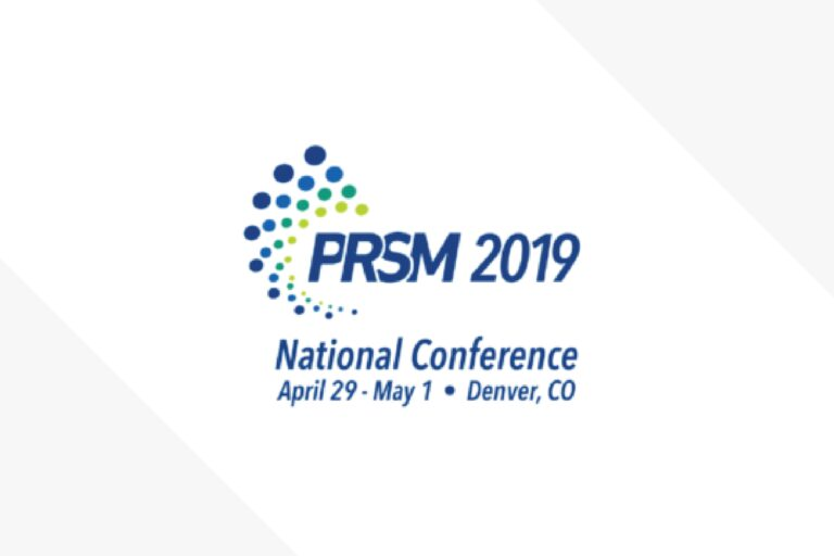PRSM 2019 in Denver