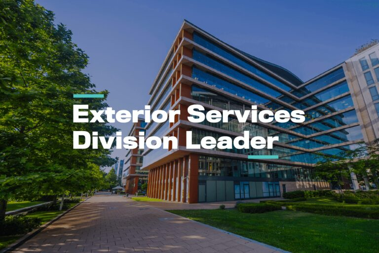 Exterior Services Leader