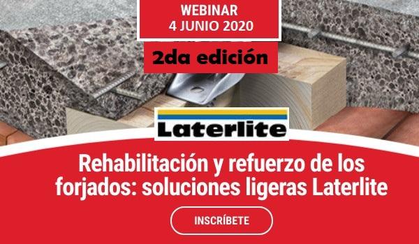 REHABILITACIÓN Y REFUERZO DE FORJADOS. Soluciones ligeras Laterlite (2da edición)