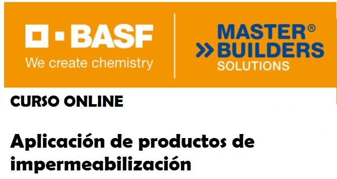 Aplicación de productos de Impermeabilización. Webinar de BASF