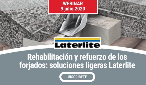 REHABILITACIÓN Y REFUERZO DE FORJADOS. Soluciones ligeras Laterlite (3ª edición)