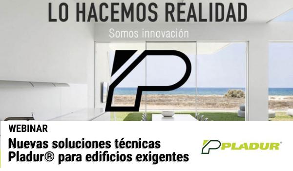 Nuevas soluciones técnicas Pladur® para edificios exigentes - webinar construcción