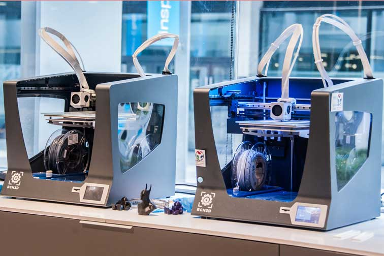Certificación impresión 3D en 4h