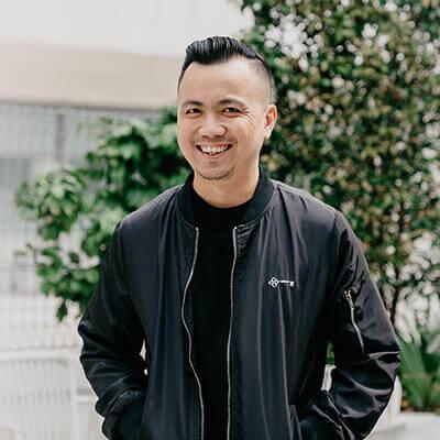 Lead pastors for Kingdomcity Surabaya