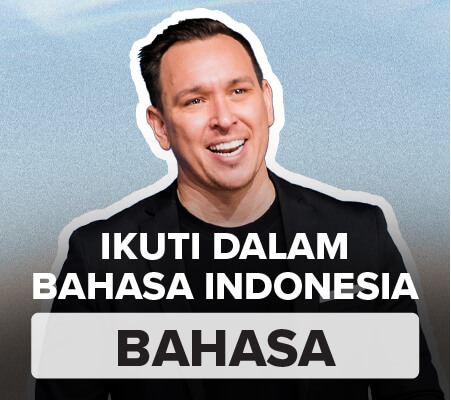 Watch our Bahasa Indonesia service online now!