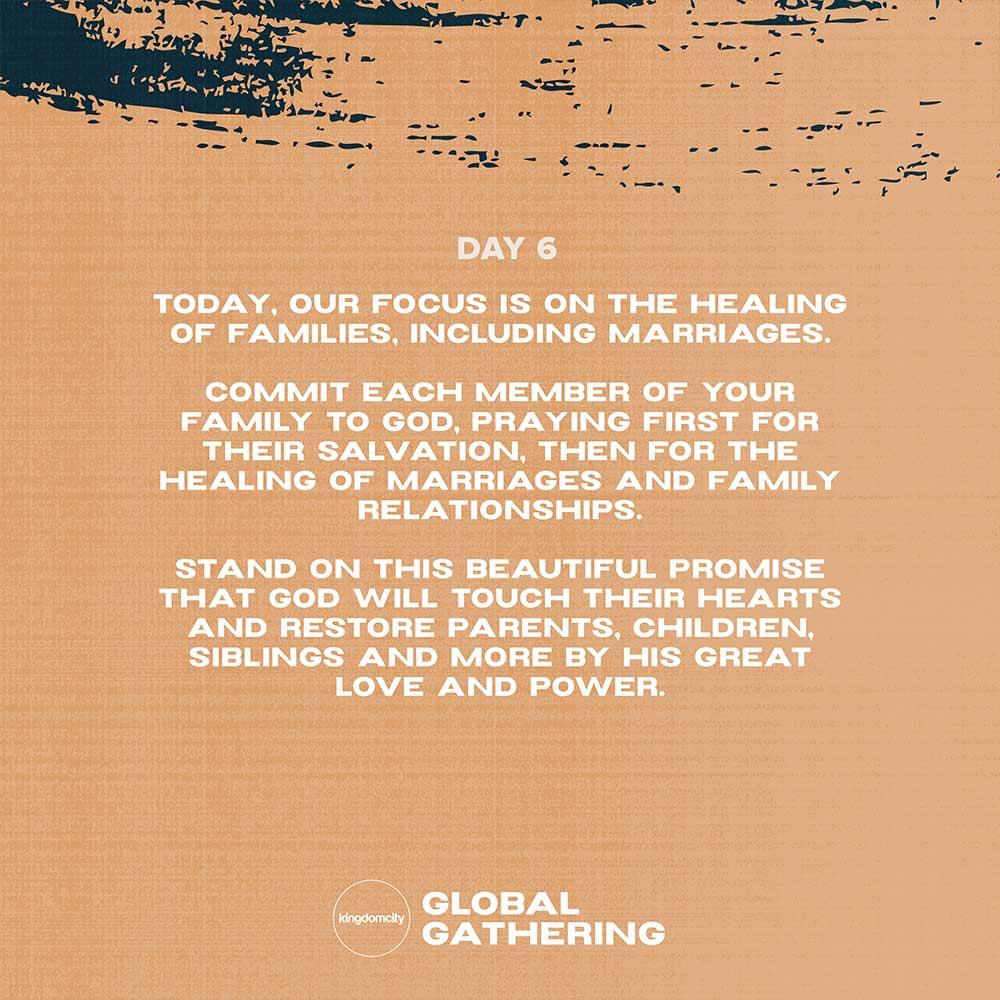 10 Days of Prayer & Fasting
