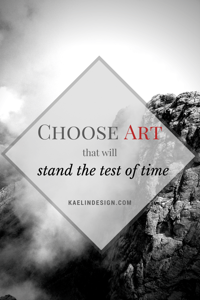 How to Choose Art Jewelry Rule 2- Choose Art that will stand the test of time. Part 2 of How to create a Jewelry Capsule Wardrobe by Kaelin Design