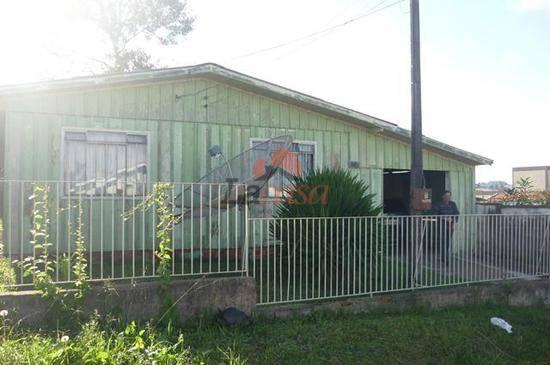 Casa residencial à venda, Vila Carli, Guarapuava - PR
