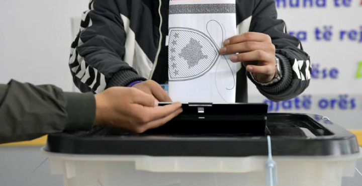 Visualizing Parliamentary and Local Election Results in Kosovo