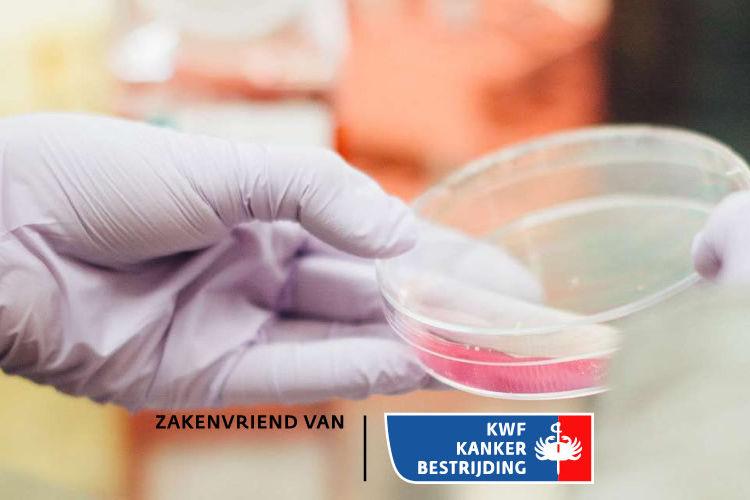 Zakenvriend van KWF Kankerbestrijding