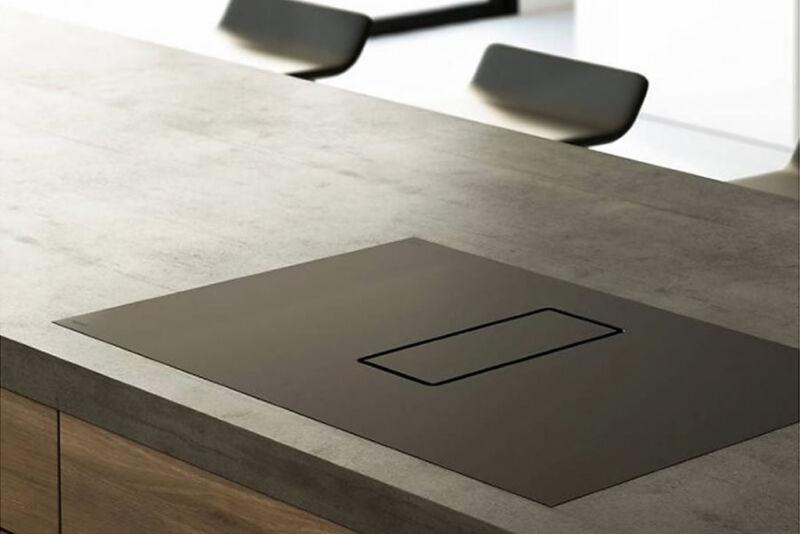 Inductie Kookplaat Met Afzuiging Afzuigsysteem Smartdesign Keukenstudio
