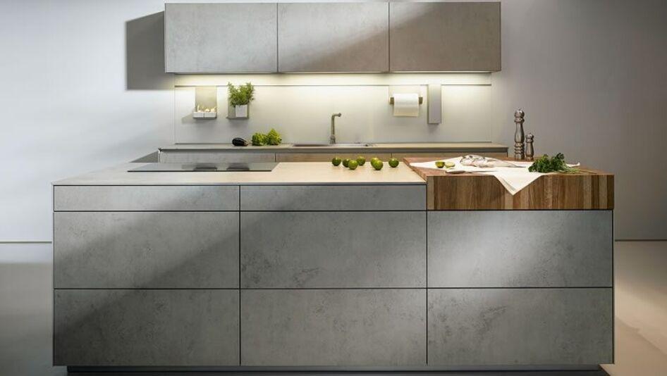 Keuken Met Beton : Betonnen keukenblad keukenstudio maassluis