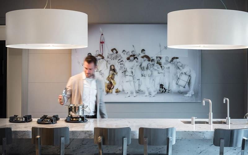Eilandmodel keukenstudio maassluis - Land keuken model ...