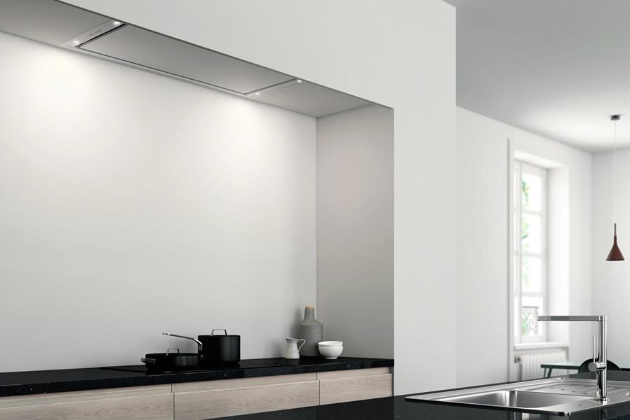 Plafond Afzuigkap Keuken : Inbouw afzuigkap plafond afzuigkap keukenstudio maassluis