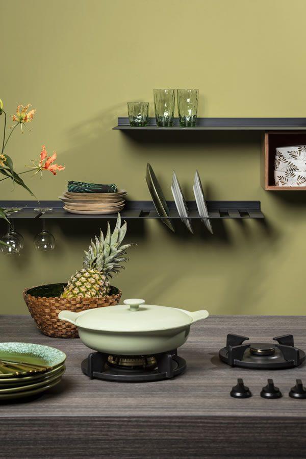 Wandplank Keuken Landelijk.Keukenplank Keukenstudio Maassluis