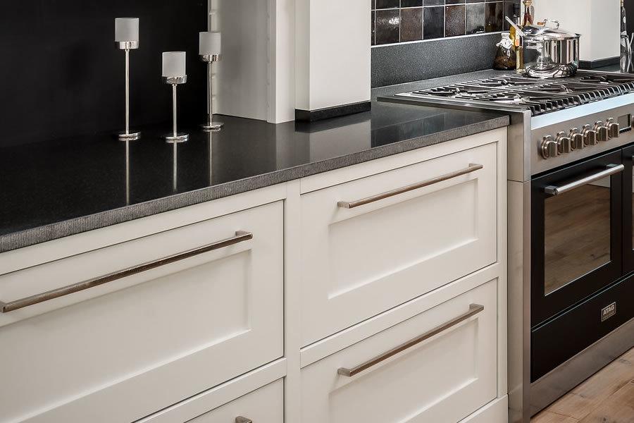 Keukenkast Zonder Greep : Welke soorten greeploze keukens zijn er keukenstudio maassluis