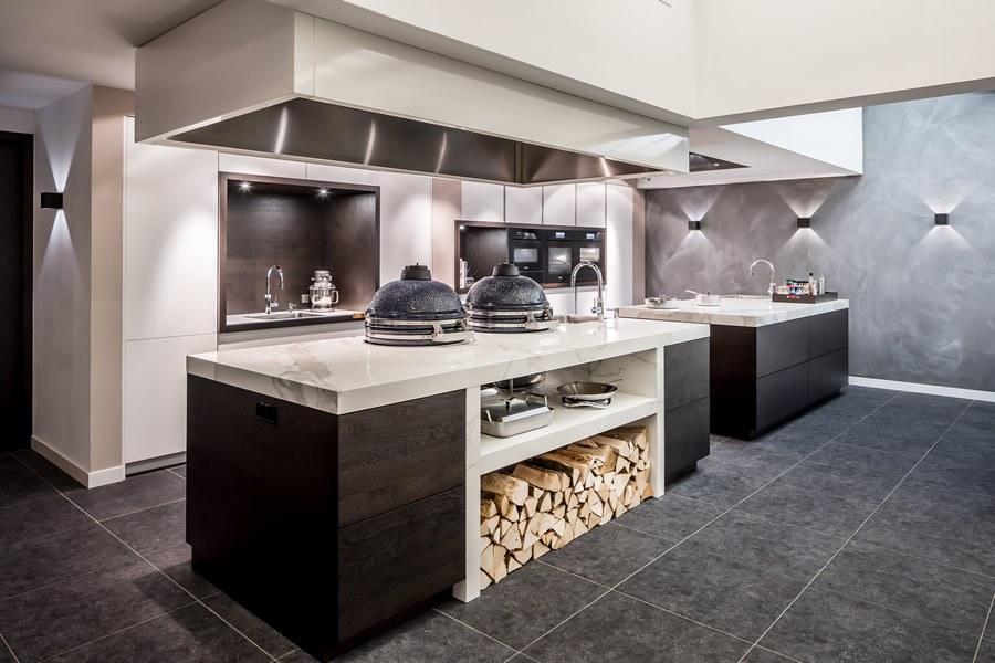 Keuken Marmer Zwart : Zwarte keuken inspiratie keukenstudio maassluis