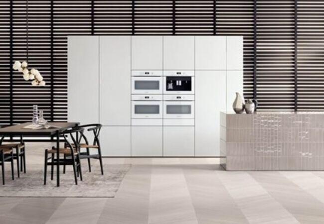 Drie Zones Keuken : Greeploze keuken apparatuur miele artline keukenstudio maassluis
