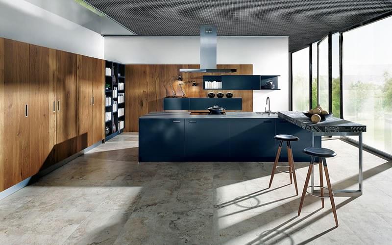 Kookeiland keukens met keukeneiland