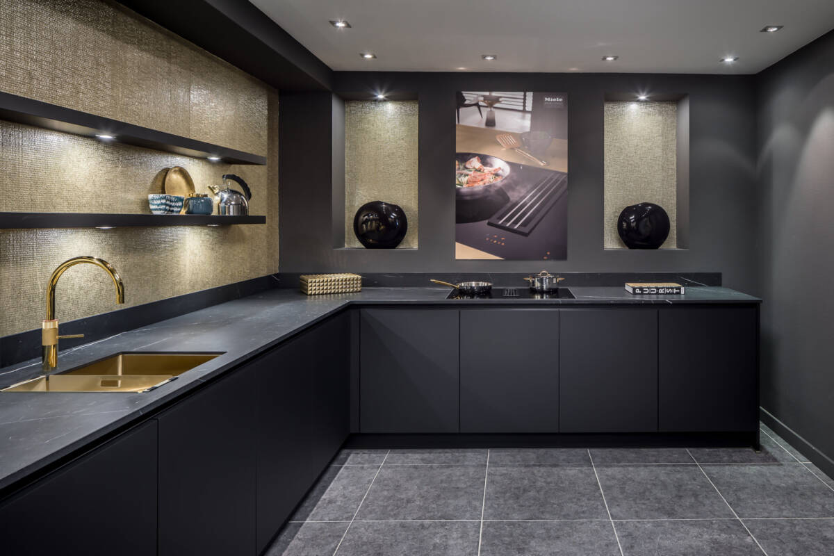 Handgrepen Keuken Zwart : Unique handgrepen keuken zwart keukens apparatuur