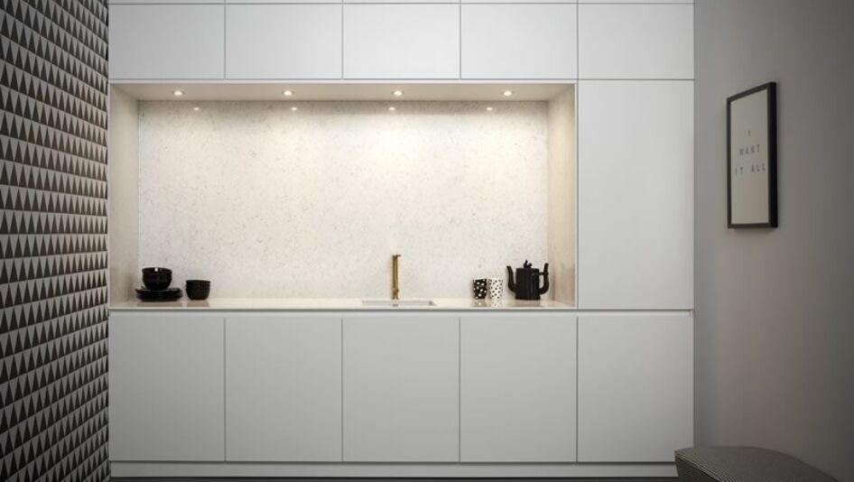 Greeploze Witte Keuken : Siematic showroomkeukens siematic showroomkeuken aanbiedingen
