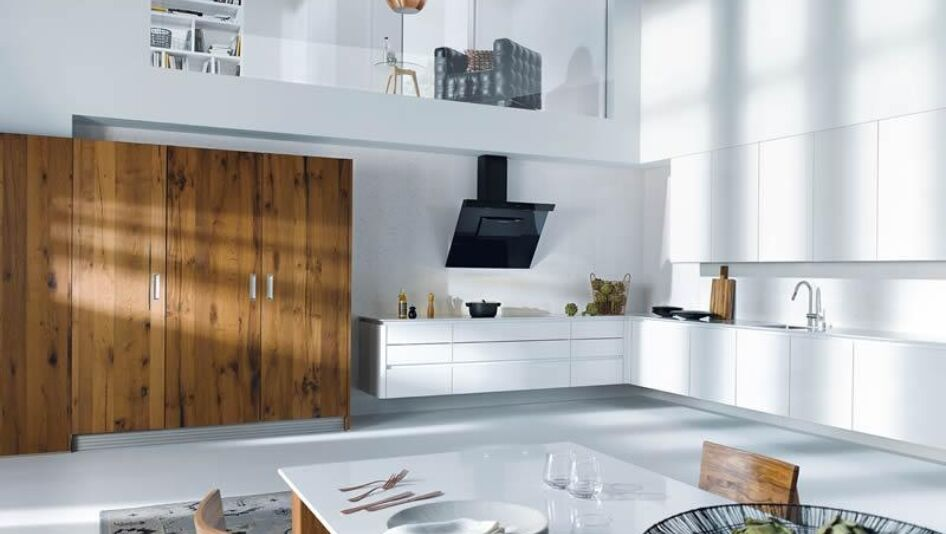 Hoogglans Wit Keuken : Hoogglans keukens keukenstudio maassluis