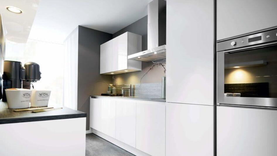 Keller gl4000 ijswit keukenstudio maassluis keukenstudio maassluis - Keuken minimalistisch design ...