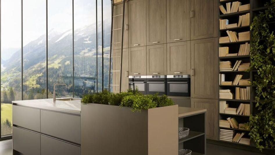 Keller Keuken Fronten : Keller keuken antraciet & naaldhout keukenstudio maassluis