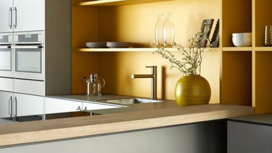 Grijze Moderne Keuken : Keller keuken grijs & goud keukenstudio maassluis