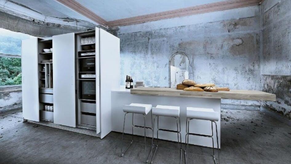 next125 Witte Greeploze Keuken | Keukenstudio Maassluis ...