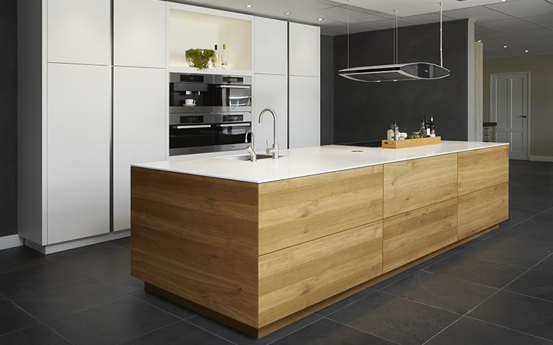 De Eikenhouten Keuken : Massief houten keuken keukenstudio maassluis
