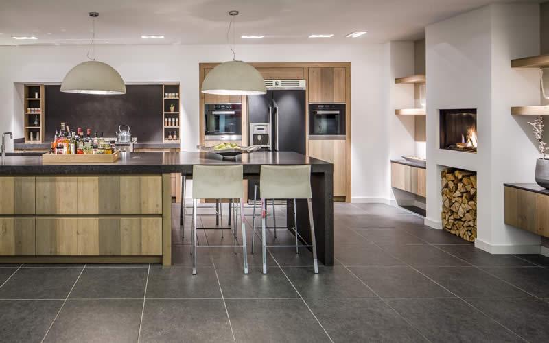 Massief Houten Keuken : Massief houten keuken keukenstudio maassluis