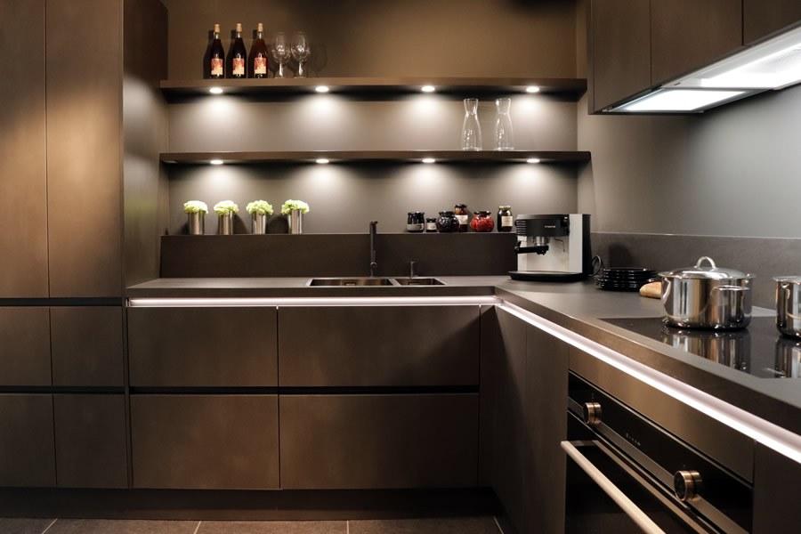 Industriele Keuken Rotterdam : Industriële keuken schüller targa keukenstudio maassluis
