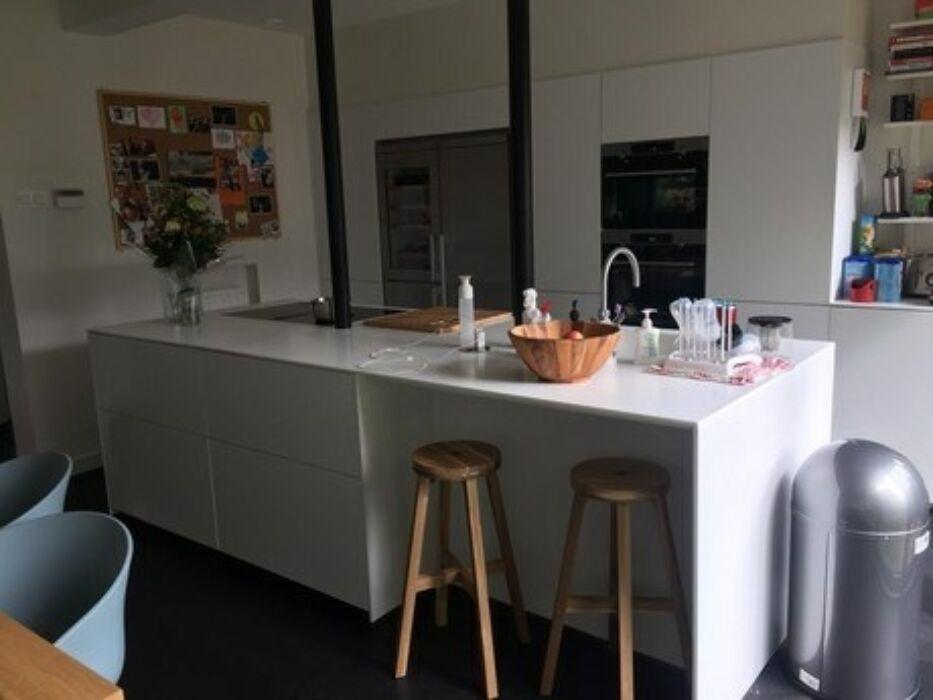 Witte Keuken Ervaring : Schitterende next gekocht bij keukenstudio maassluis