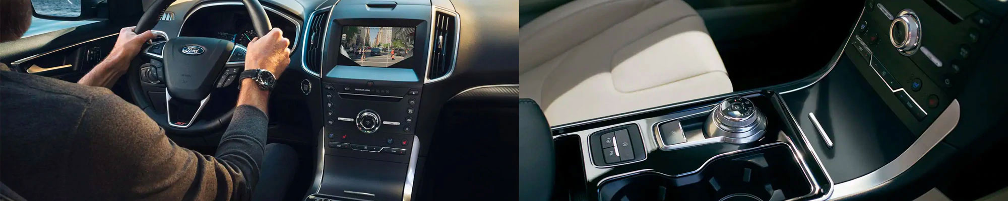 New Ford Edge Features