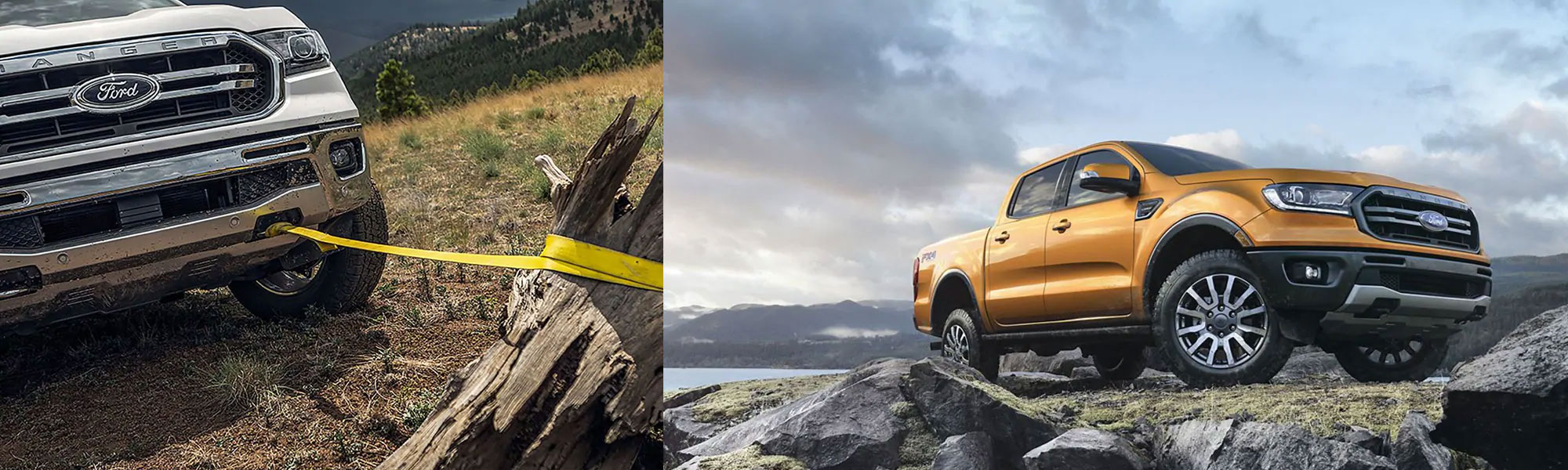 2019 Ford Ranger Outdoors