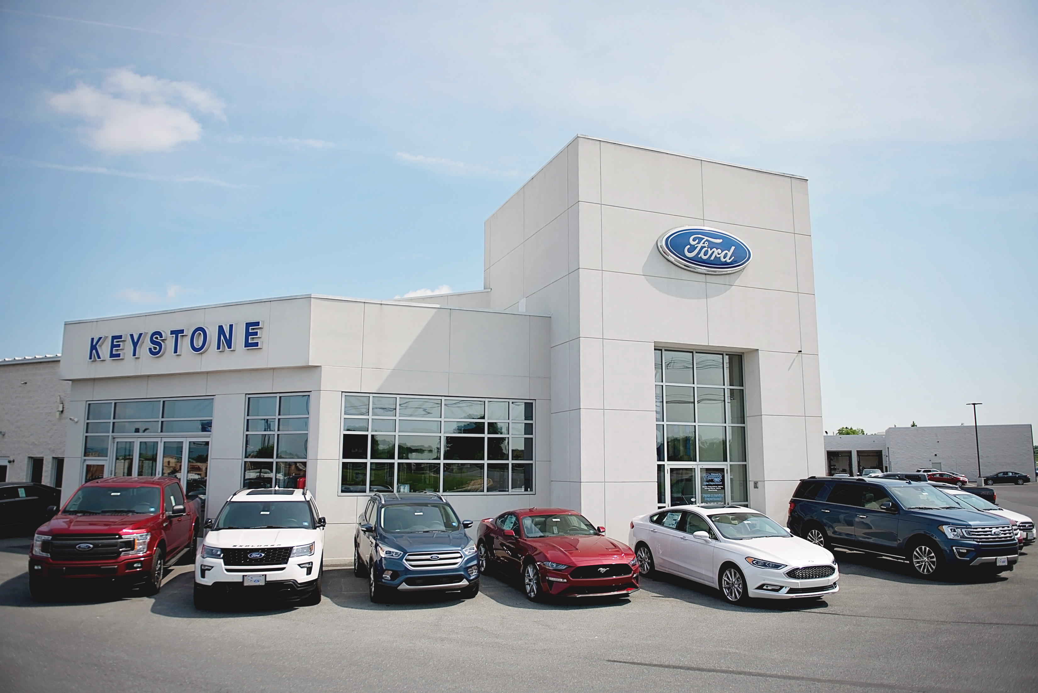 Keystone Ford Dealership