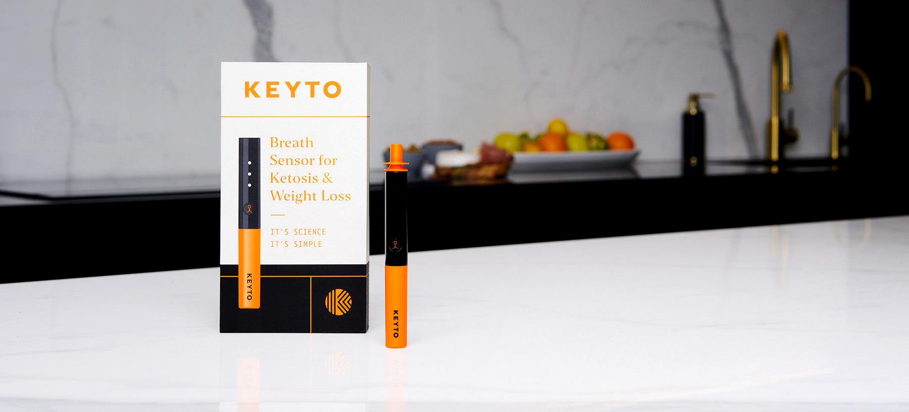 Keyto Breath Sensor