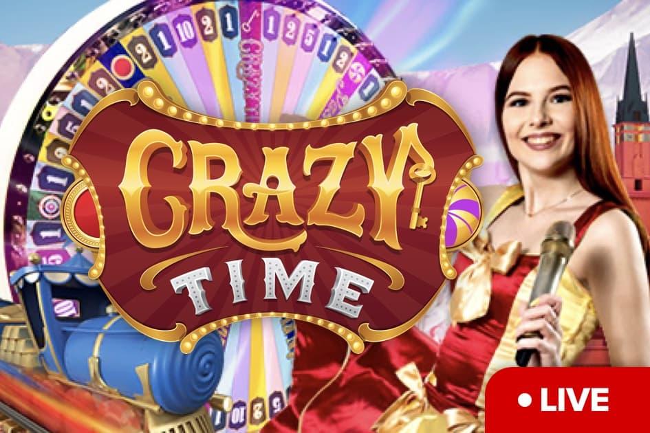 Crazy Time Live