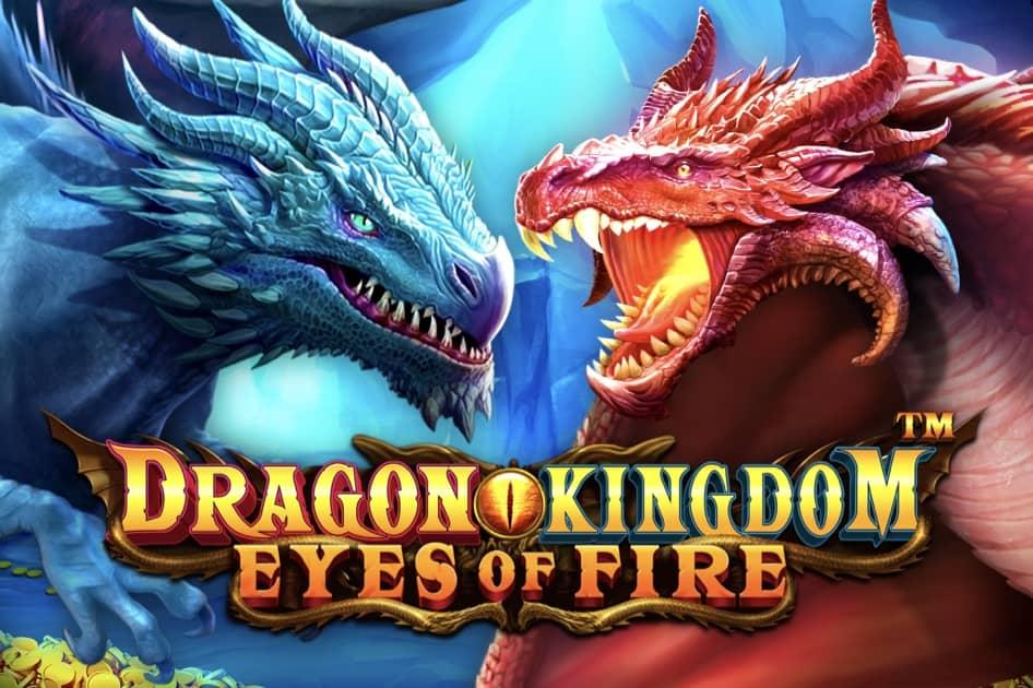 Dragon Kingdom- Eyes of Fire