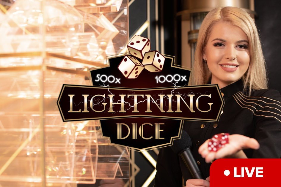 Lightning Dice Live