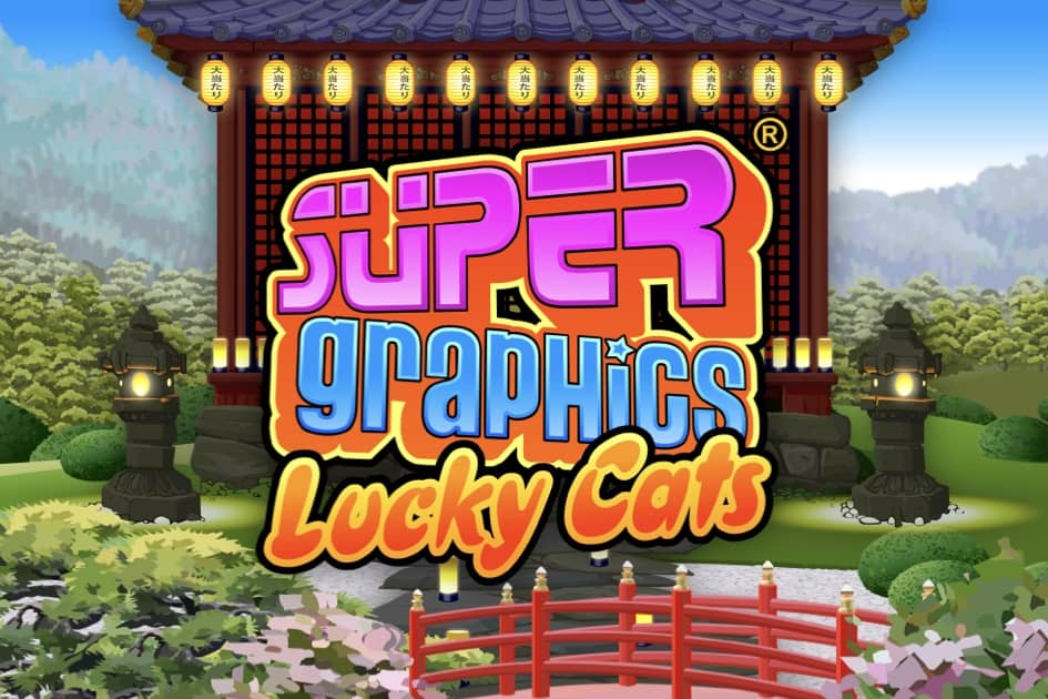 Super Graphics Lucky Cats