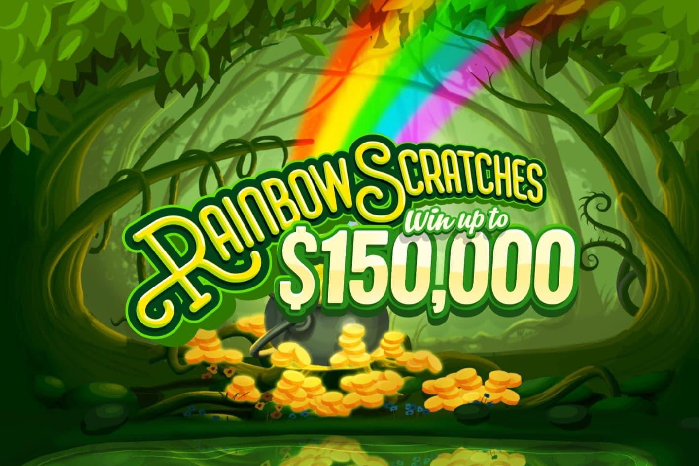 RainbowScratches