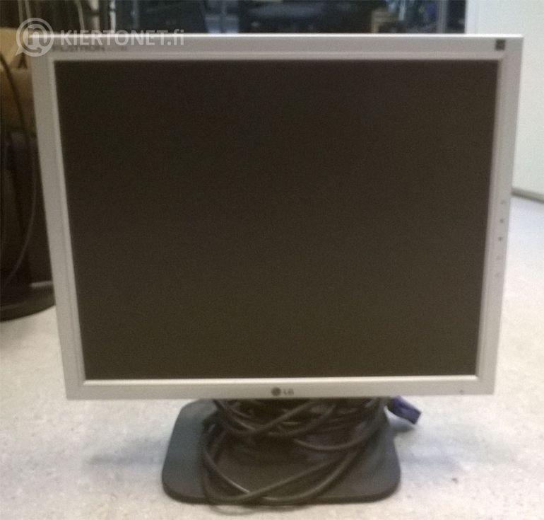 LG Flatron L1718S näyttö