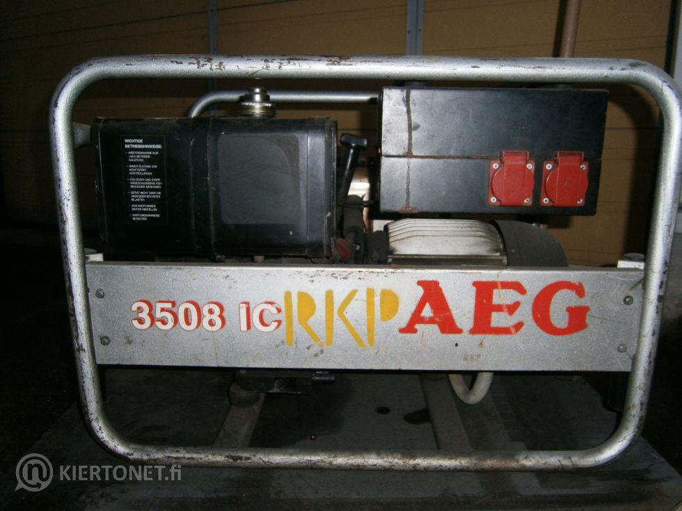 AEG aggregaatti