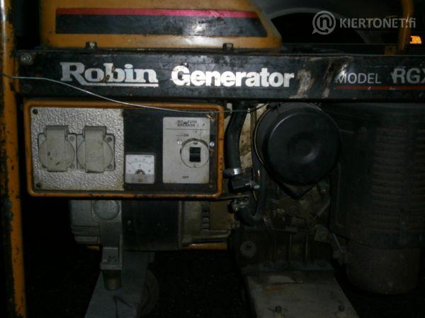 Robin aggregaatti