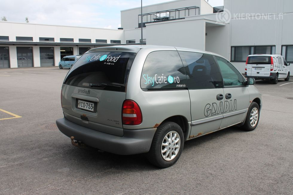 Tila-auto Chryrsler Voyager