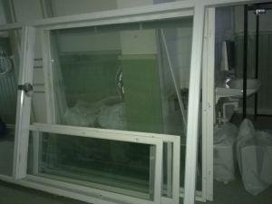 Puu-alumiini-ikkunat