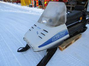 Ski-doo Trapper 600 - moottorikelkka