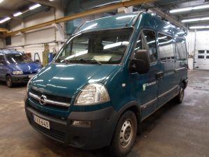 Myydään Opel Movano Van.